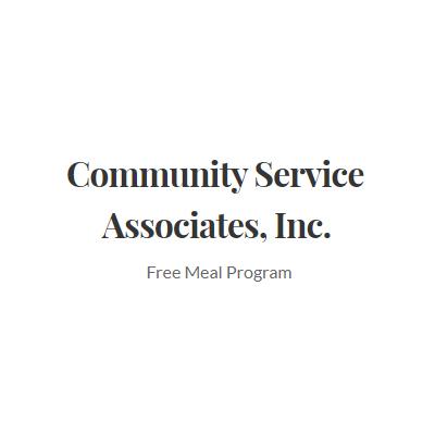 Mount Vernon, NY:  Community Service Associates, Food Pantry